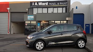 JA Ward Panel & Paint Ltd