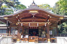 Fudaten Shrine, Chofu, Japan