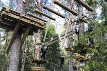 Zip Adventure Park, Vaasa, Finland