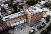 Mill of Knowledge Innovation Center, Torun, Poland