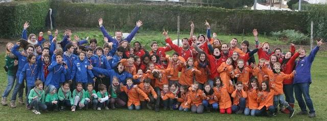 Scouts et Guide de France - Groupe Val d'Erdre Nantes Carquefou