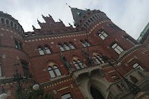 The Town Hall Rådhuset, Helsingborg, Sweden