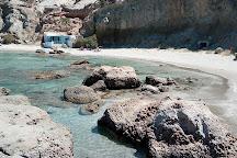 Firiplaka Beach, Milos, Greece