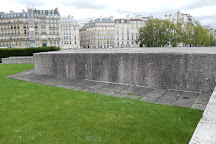 Memorial des Martyrs de la Deportation, Paris, France