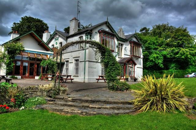 Poulaphouca House