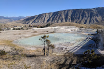 Mammoth Hot Springs, Yellowstone National Park, United States