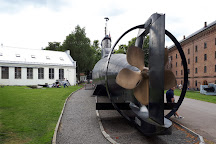 Marinemuseet (The Norwegian Naval Museum), Horten, Norway