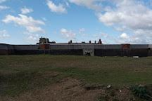 Landguard Fort, Felixstowe, United Kingdom