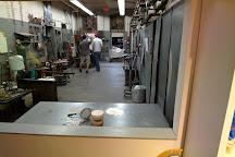 Vitrix Hot Glass Studio, Corning, United States