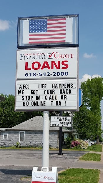 America's Financial Choice, Inc. Payday Loans Picture