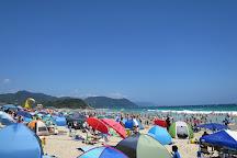 Shirahama Beach, Shimoda, Japan