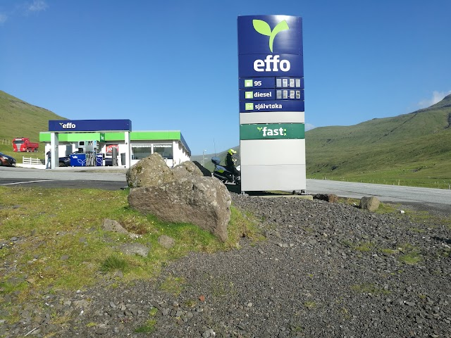 Effo Gas Station
