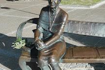 Laweczka Ireny Kwiatkowskiej, Ustka, Poland