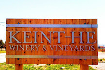 Keint-He Winery and Vineyard, Wellington, Canada