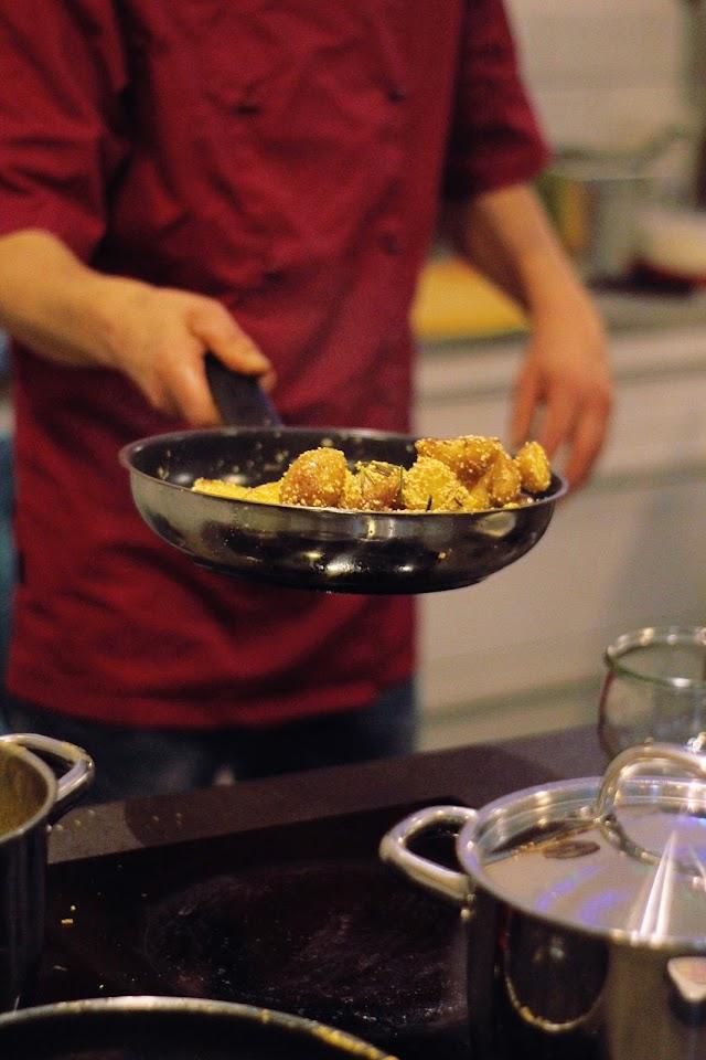 Somachemers- die Kochwerkstatt