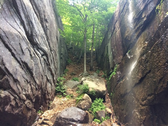 Champney Falls Trailhead