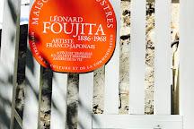 Maison-Atelier Foujita, Villiers-le-Bacle, France