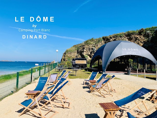 Le Dome   by Camping Port Blanc Dinard