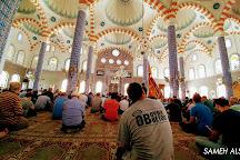 Hz. Mikdat (Mugdat) Mosque, Mersin, Turkey