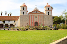 Old Mission Santa Barbara, Santa Barbara, United States