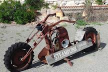 Steampunk HQ, Oamaru, New Zealand