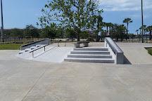 Bethune Point Skateboard Park, Daytona Beach, United States