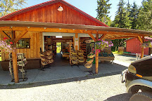 PineRidge RV Park and Farm Market, Qualicum Beach, Canada