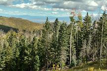 Pajarito Mountain Ski Area, Los Alamos, United States