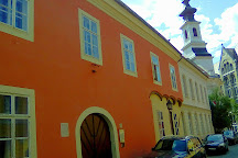 Medieval Jewish Chapel (Kozepkori Zsido Imahaz), Budapest, Hungary