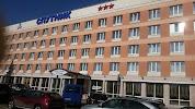 Гостиница Спутник, улица Чкалова на фото Минска