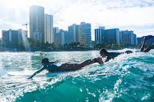 Sparky's Surf School, Honolulu, United States
