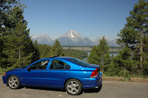 Signal Mountain Summit Road, Grand Teton National Park, United States