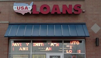 USA Loans Payday Loans Picture