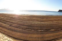 Playa Del Rihuete, Puerto de Mazarron, Spain
