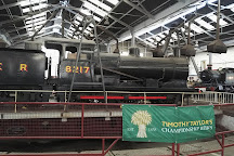 Barrow Hill Roundhouse Railway Centre, Chesterfield, United Kingdom