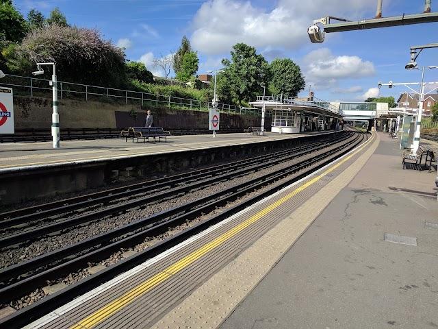 South Ealing London Underground Station