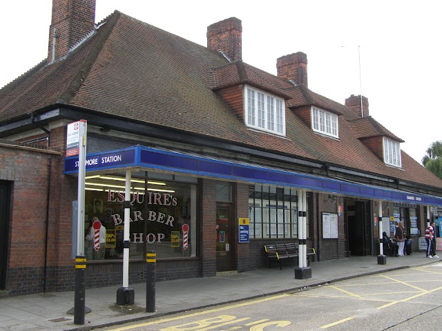 Stanmore Station (Stop A)
