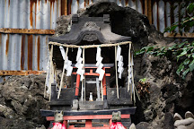 Tobikiinari Shrine, Oshiage, Japan