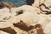 spiaggia di Li Cossi, Costa Paradiso, Italy