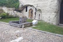 Eglise monolithe Saint-Jean, Aubeterre-sur-Dronne, France