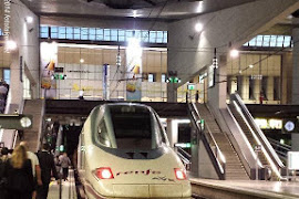 Станция  Sevilla Santa Justa