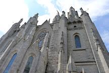 Templo del Sagrado Corazon de Jesus, Barcelona, Spain