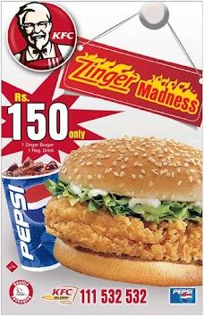 KFC islamabad nazim-ud-din road