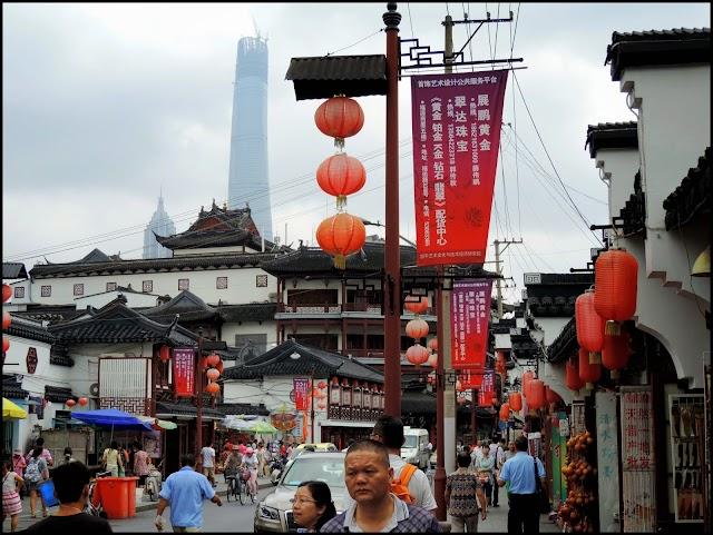 Fuyou Lu Market