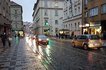 Ujezd, Prague, Czech Republic