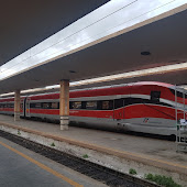 Станция  Firenze Santa Maria Novella