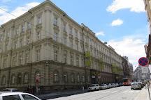 Česká pošta, Prague, Czech Republic