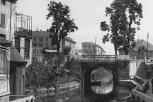 Chiusa Leonardesca al Ponte delle Gabelle, Milan, Italy