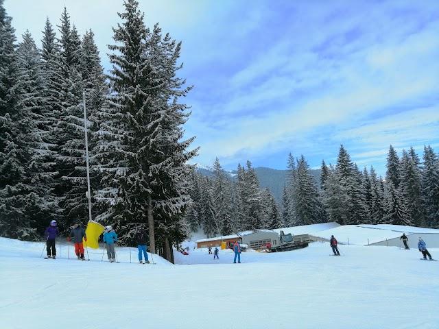 Bansko Ski Lift