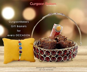 Gurgaon Bakers - Online Cakes Bakery in Gurgaon